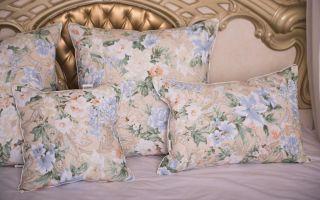 Перьевые подушки: польза и вред, сравнение с другими видами, правила ухода и мнение потребителей