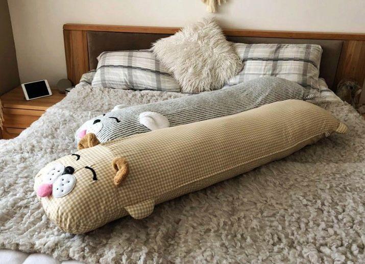 Немного из истории подушки-обнимашки